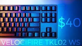 $40 TKL Wireless Mechanical Keyboard 💲