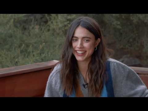 Fall Into Step With Margaret Qualley