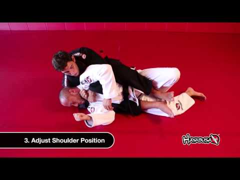 BJJ Technique: How To Execute The Bow and Arrow Choke with Marcus Almeida