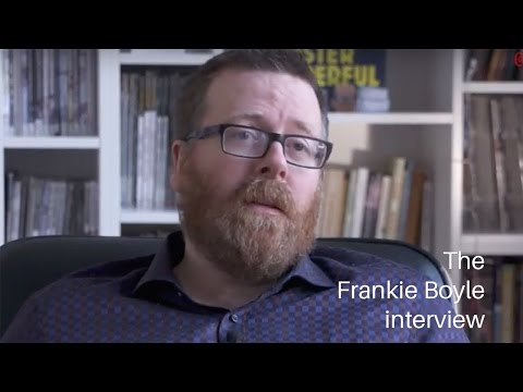 Frankie Boyle, full interview