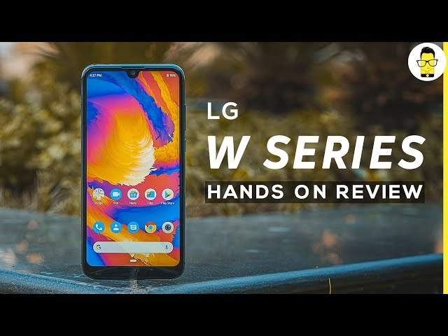 LG W30 Unboxing and Hands-on review: feat. LG W10