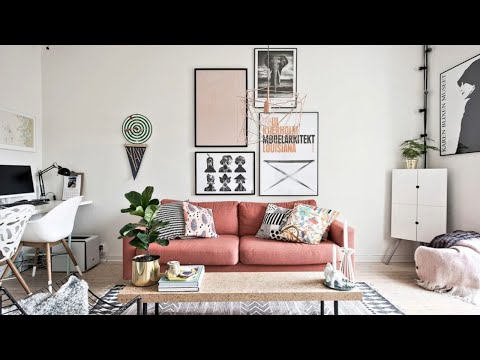 Interior Design 12 Living Rooms With Pink Sofa