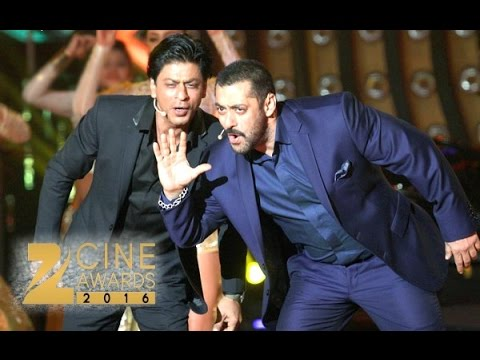Zee Cine Awards 2016 Full Show HD - Salman Khan, Sonakshi Sinha, Arjun Kapoor (PART 2)