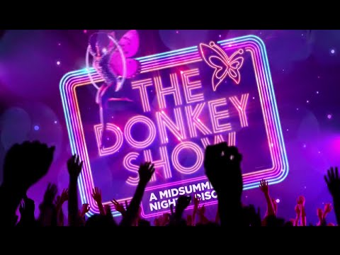 The Donkey Show at Proud Camden!