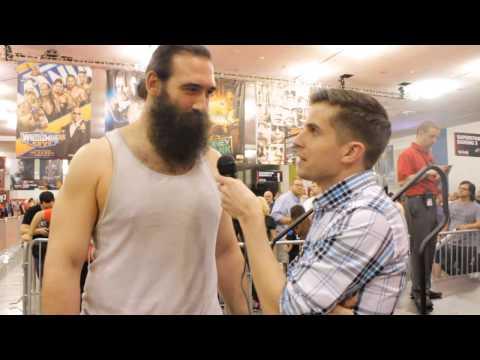 WWE WrestleMania 31: Luke Harper Interview