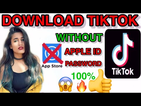 Download Tiktok Without AppStore And Apple ID