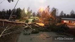 2010-Luvun myrskyt suomessa