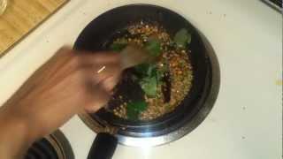 Yogurt / Curd Rice (south Indian Recipe)