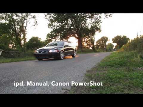 Volvo V70 R Exhaust ipd oval tube vs. OEM catback  P2 2004-2007