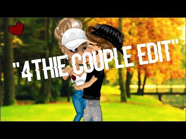 Msp Speed Edit / Edit #2 / 4thie cute couple ???