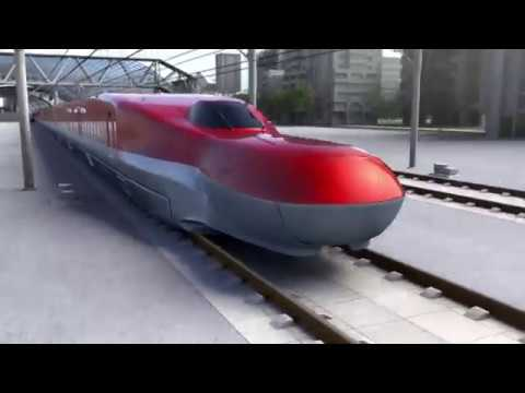 Bullet Train Project -  A vision of speed towards New India