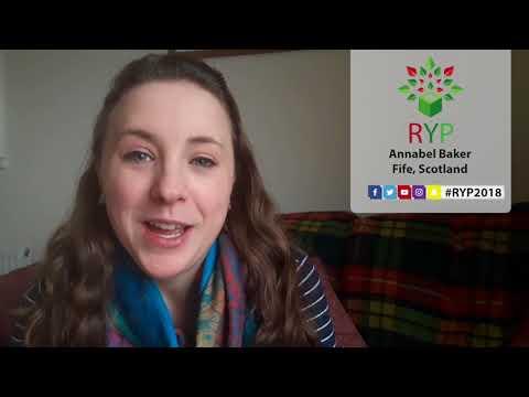 Annabel Baker - Fife, Scotland (Vlog 1 part 2)