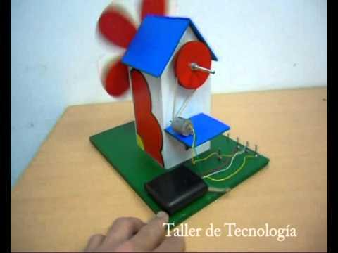 Molino con forma de flor youtube for Como hacer molinos de viento para el jardin