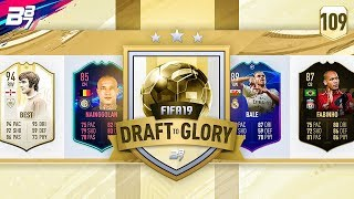 PRIME ICON MOMENTS BEST IS AMAZING! | FIFA 19 DRAFT TO GLORY #109