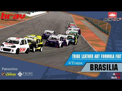 BRAV - TRIBE Leather Art Formula Fiat - ETAPA 4 - BRASILIA