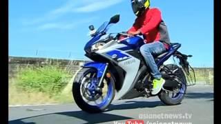 Yamaha YZF-R3 SmartDrive 06th Dec 2015