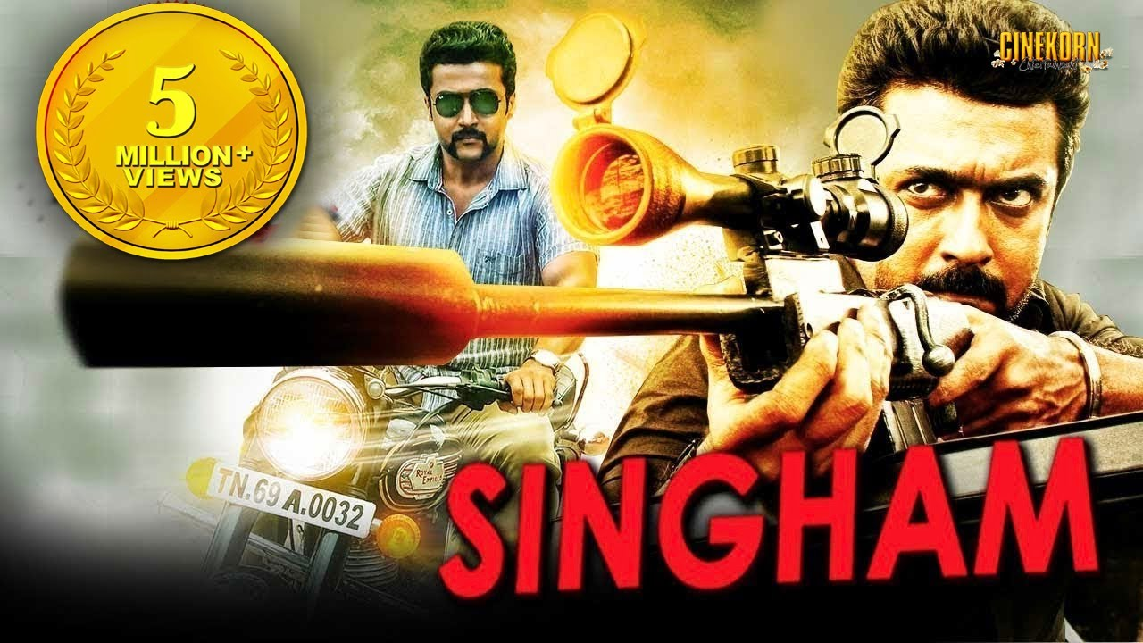 Image result for singham south movie