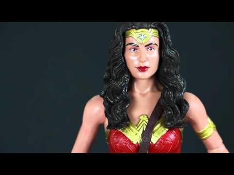 "DC Comics Batman v Superman Multiverse Wonder Woman  12"" Figure"