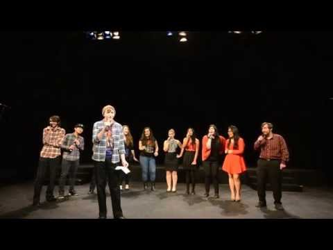 Carol Brown - Flight Of The Conchords A Cappella Cover