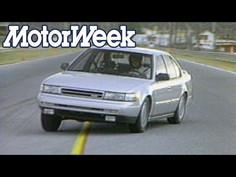 1989 Nissan Maxima | Retro Review