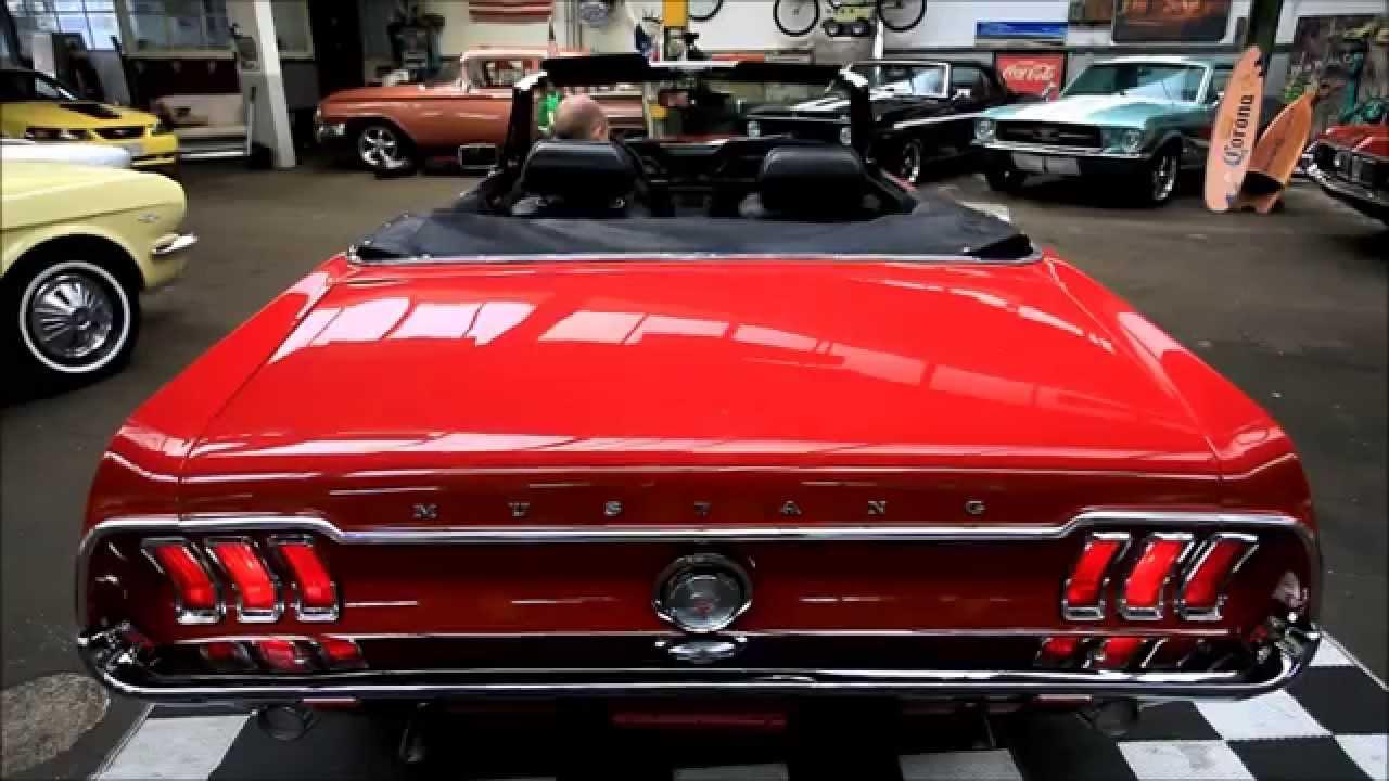 1967 ford mustang cabriolet 289cui v8 california import. Black Bedroom Furniture Sets. Home Design Ideas