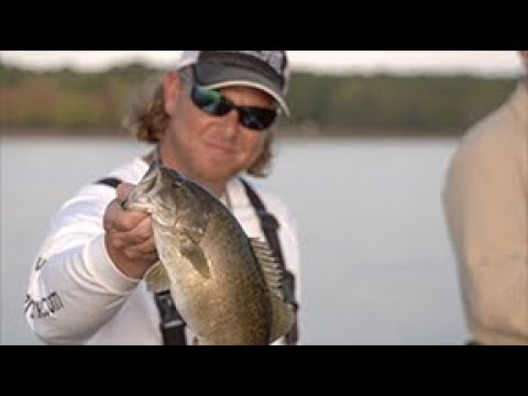 Arkansas Wildlife - S3.E6, Greers Ferry Fishing And Walleye On The Half Shell