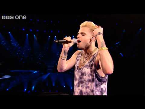 Vince Kidd performs 'Always On My Mind' - The Voice UK - Live Show 2 - BBC One