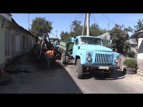 На Маликова в Житомире строят новую троллейбусную линию
