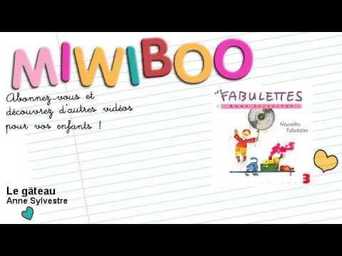 Anne Sylvestre - Le gâteau - Miwiboo