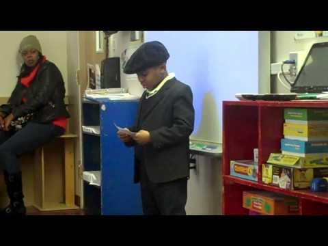 Class 1-3 Black History Presentations Part 2 February 25, 2011