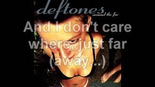 deftones-be-quiet-and-drive-far-away