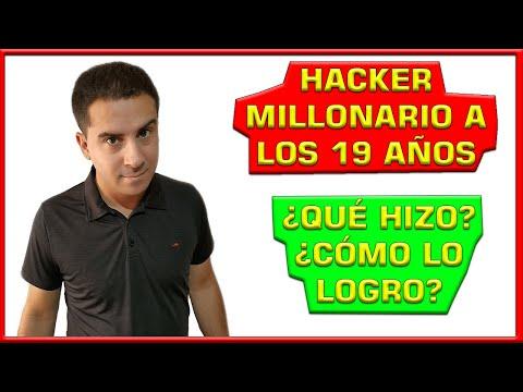 💵 El Hacker Millonario a sus 19 años. Hablamos de que hizo, como lo logro y que 🔥 Consejos da.