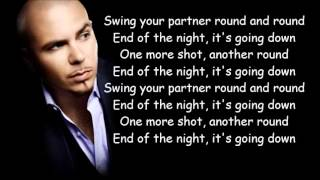 Repeat youtube video Timber - Pitbull ft. Ke$ha  (Original Lyrics) [HQ]