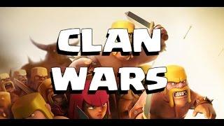 Clash of Clans ataques de 3 estrellas en guerra Latin Cuiros guerra Atropellada