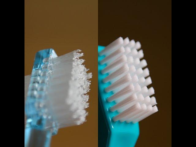 Oral-B vs. Curaprox Reinigungsbürste | DoctorAmi