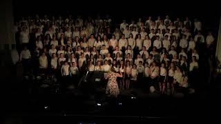 TRA 6th - 8th Combined Chorus - The Greatest Show (from The Greatest Showman) - arr Mark Brymer