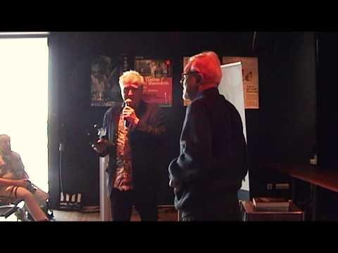 Stan Rijven interviews John Collins and Pyke Pasman.  Includes acoustic version of 'Bokoor'  BIMhuis