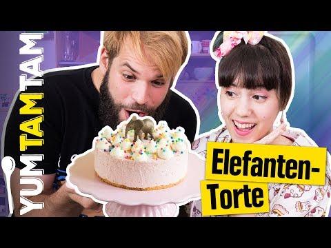 elefanten-torte-🐘-🍰-//-wir-backen-unsere-lieblingstorte-aus-unserer-kindheit!-//-#yumtamtam