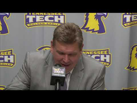 11/10/18 Post-Game Press Conference (MBB vs Presbyterian College)