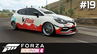 Forza Horizon 4 PC [#19] KINDER Niespodzianka! Renault CLIO /z Skie