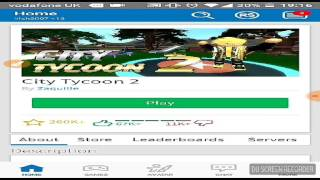 INVESTIGATING PEOPLES TYCOONS| ROBLOX|#AWSOME