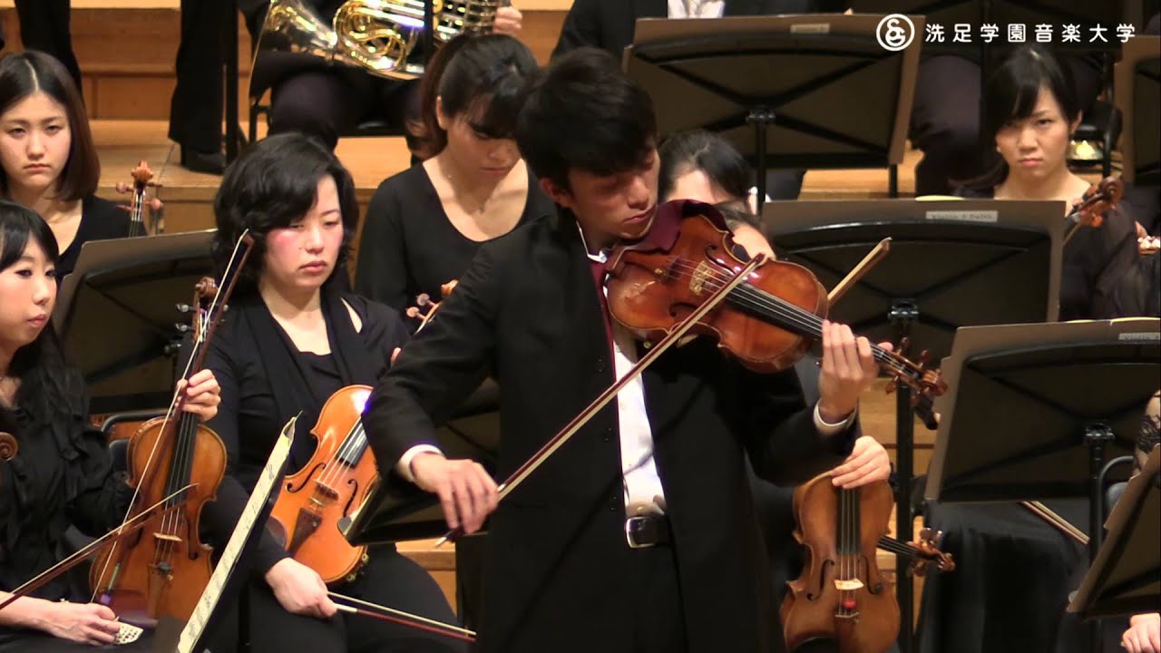 brahms violin concerto in d major op 77 solo vn