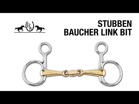 Stubben Baucher Link Bit