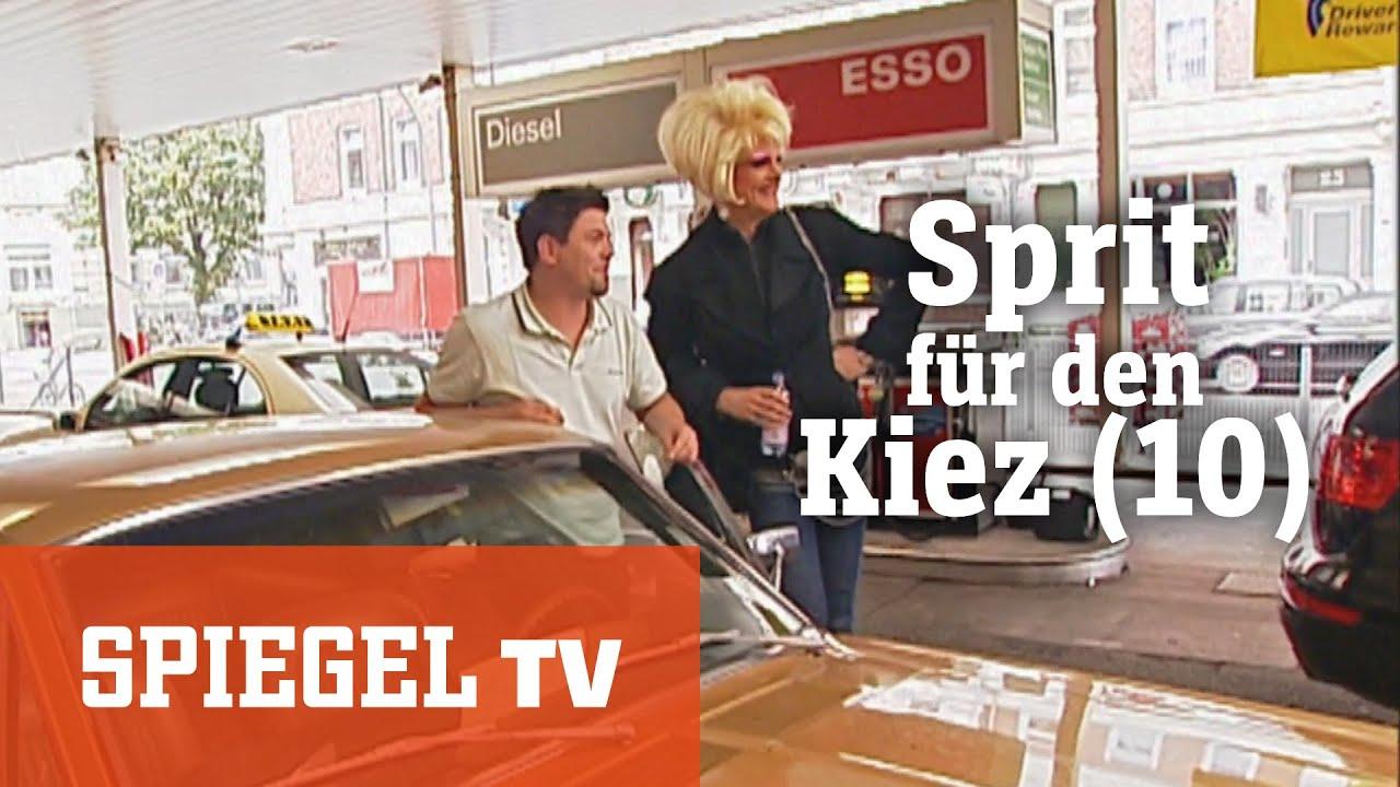 Sprit für den Kiez (10): Die Esso-Tanke an der Reeperbahn (2006) | SPIEGEL TV