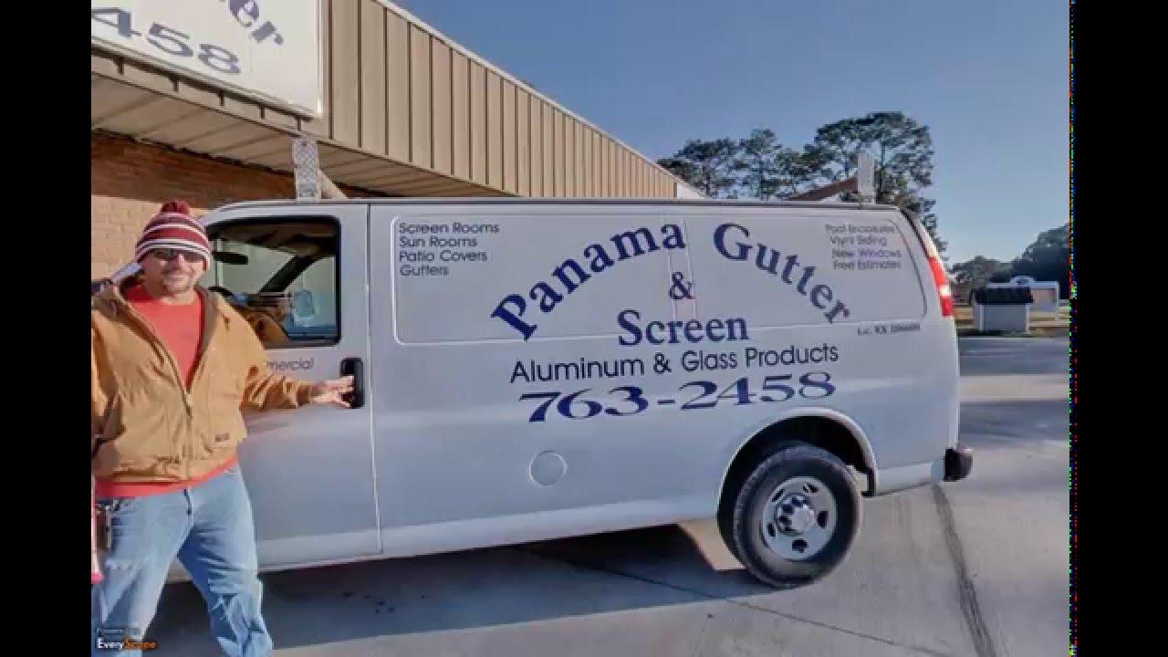 Panama Gutter Amp Screen Panama City Fl Screens