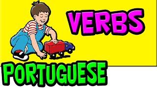 Baixar Brazilian Portuguese Verbs for Kids, Kid's Portuguese, Learn Portuguese, Os Verbos Portugues, Brazil