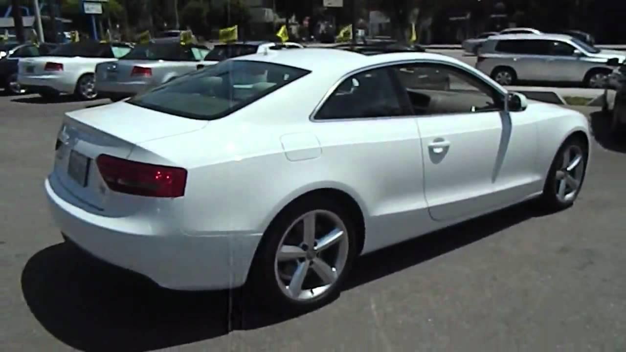 2010 Audi A5 2 0T Quattro Premium Coupe 2D Los Angeles