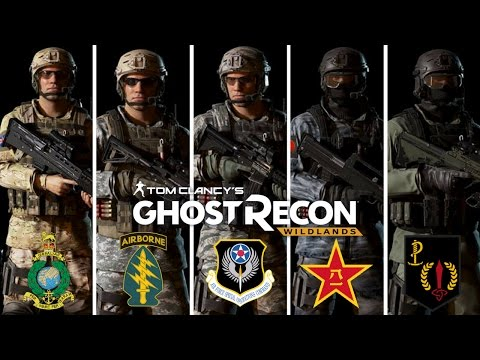 ghost recon wildlands how to get tar 21