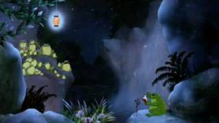 Canal 5 XHGC  Cancion de las Ranas We all stand together con el oso ingles Rupert.
