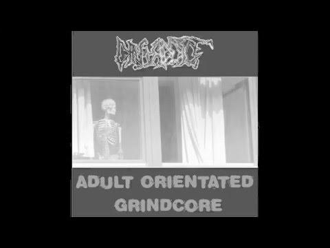 DIN ADDICT - Adult Orientated Grindcore CD (2005)